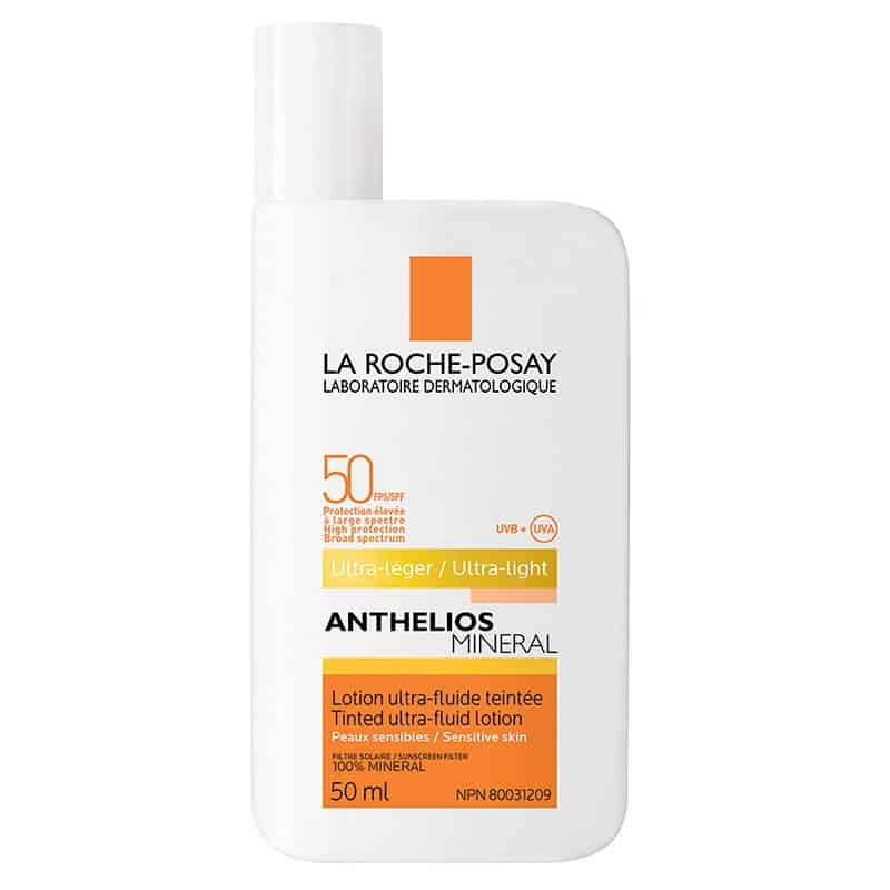 The Face Sunscreen I Swear By & Sport all Year Long